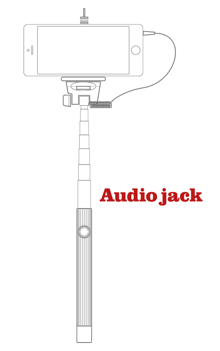 myfunselfie-audiojack